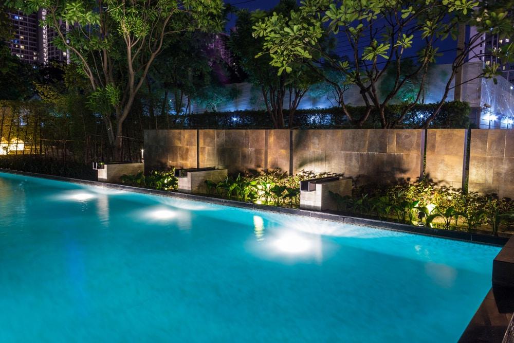 LED pool and landscape lighting