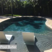 Sun Shelf by Pool Butler